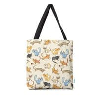 Cats Cats Cats - tote-bag - small view