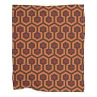 The Shining Overlook Hotel - blanket - small view