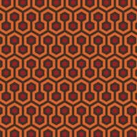 The Shining Overlook Hotel Rug - small view