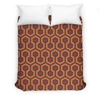 The Shining Overlook Hotel - duvet-cover - small view