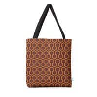 The Shining Overlook Hotel - tote-bag - small view