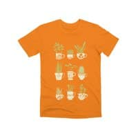 Teacup Succulents - mens-premium-tee - small view