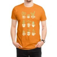 Teacup Succulents - mens-regular-tee - small view