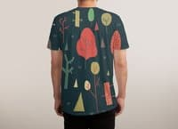 Forest Pattern - mens-sublimated-tee - small view