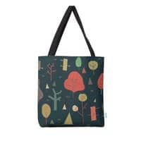 Forest Pattern - tote-bag - small view