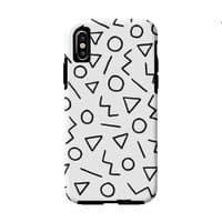 Party Pattern - double-duty-phone-case - small view