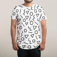 Party Pattern - mens-sublimated-tee - small view