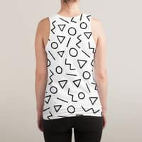 Party Pattern - sublimated-tank - small view