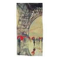 Winter in Paris - beach-towel - small view