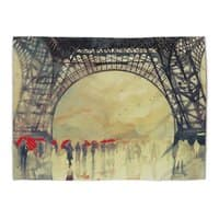 Winter in Paris - rug-landscape - small view