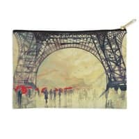 Winter in Paris - zip-pouch - small view