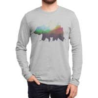 Wild - mens-long-sleeve-tee - small view