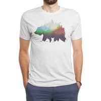 Wild - mens-triblend-tee - small view