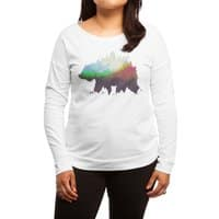 Wild - womens-long-sleeve-terry-scoop - small view