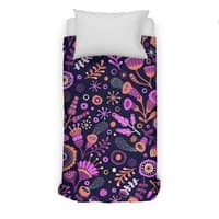 Magic Flowers - duvet-cover - small view