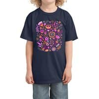Magic Flowers - kids-tee - small view