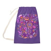 Magic Flowers - laundry-bag - small view