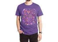 Magic Flowers - mens-extra-soft-tee - small view