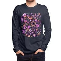 Magic Flowers - mens-long-sleeve-tee - small view