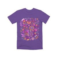 Magic Flowers - mens-premium-tee - small view