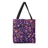 Magic Flowers - tote-bag - small view