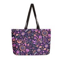 Magic Flowers - weekender-tote - small view