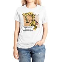 Omelette du Fromage - womens-extra-soft-tee - small view
