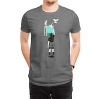 Find your exit - mens-regular-tee - small view