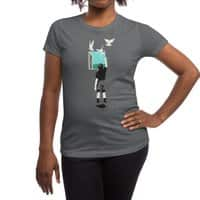 Find your exit - womens-regular-tee - small view