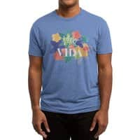 Vive tu Vida (Live Your Life) - mens-triblend-tee - small view