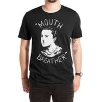 Mouth Breather - mens-extra-soft-tee - small view
