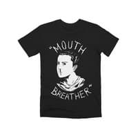 Mouth Breather - mens-premium-tee - small view