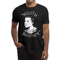 Mouth Breather - mens-regular-tee - small view