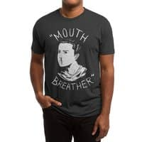 Mouth Breather - mens-triblend-tee - small view