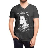 Mouth Breather - vneck - small view