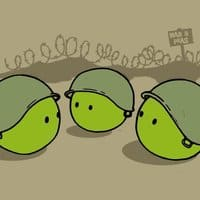 War And Peas - small view
