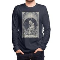 The Hermit - mens-long-sleeve-tee - small view