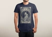 The Hermit - mens-triblend-tee - small view