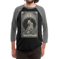 The Hermit - triblend-34-sleeve-raglan-tee - small view