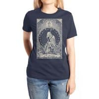 The Hermit - womens-extra-soft-tee - small view