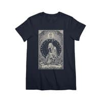 The Hermit - womens-premium-tee - small view