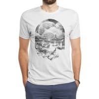 Strangers - mens-triblend-tee - small view