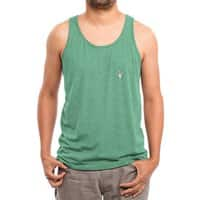 Rabbit Hole - mens-triblend-tank - small view