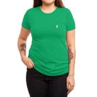 Rabbit Hole - womens-triblend-tee - small view