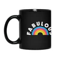 Fabulous - black-mug - small view