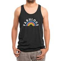 Fabulous - mens-triblend-tank - small view