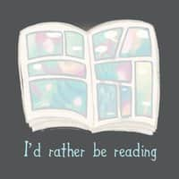 Rather Be Reading - small view