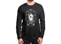 Ouija the mystical - mens-long-sleeve-tee - small view