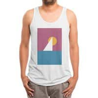 Sail - mens-triblend-tank - small view
