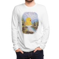 So Quack - mens-long-sleeve-tee - small view